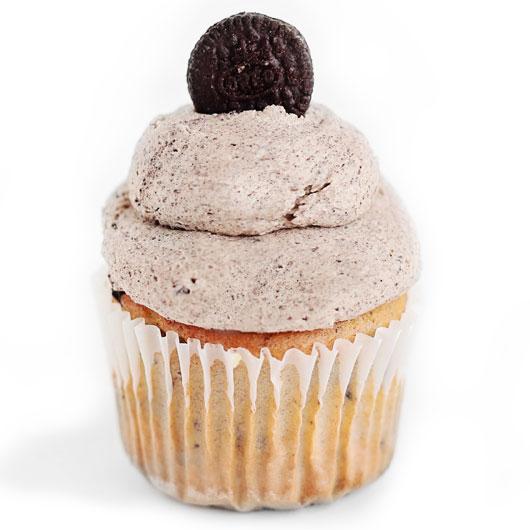 Gourmet Cookies and Cream Cupcake