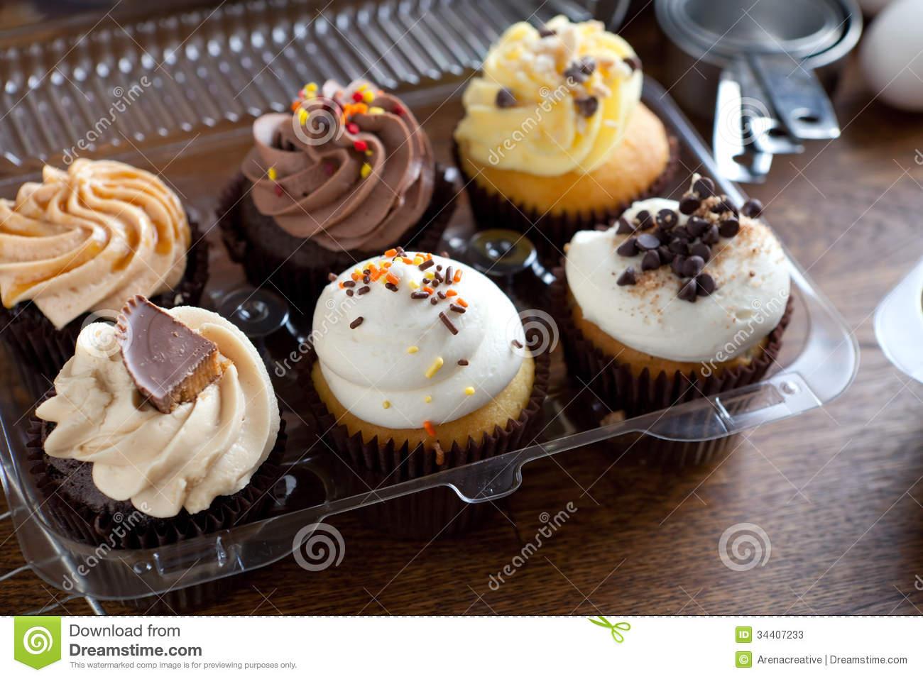 Gourmet Cupcake Flavors