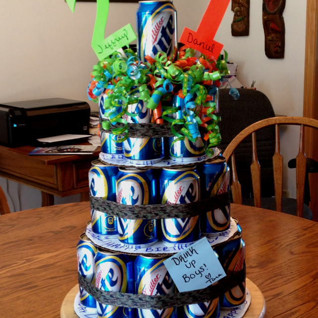 Guys 21st Birthday Cake Ideas