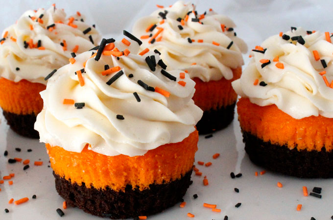 10 Photos of Halloween Brownie Cupcakes Pinterest