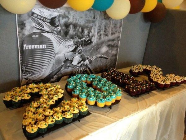 7 Photos of Graduatiion 2017 Cupcakes