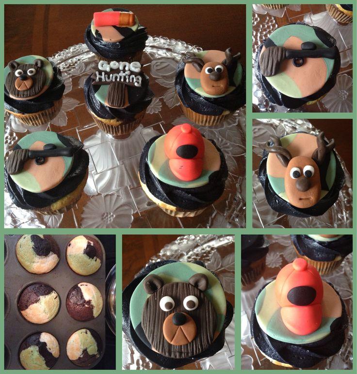 Hunting Cupcakes