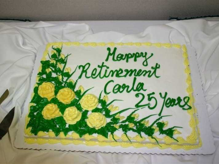 Inappropriate Cakes Retirement