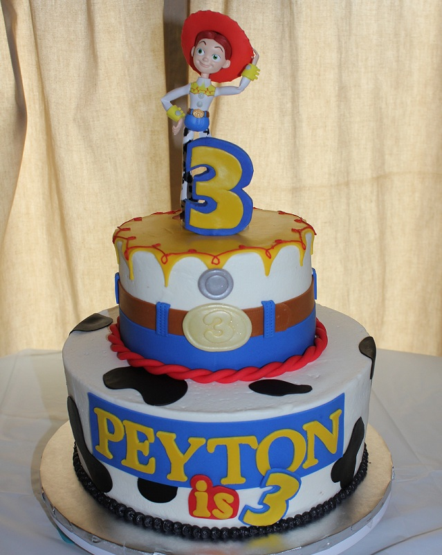 9 Photos of Disney Channel Jessie Birthday Cakes