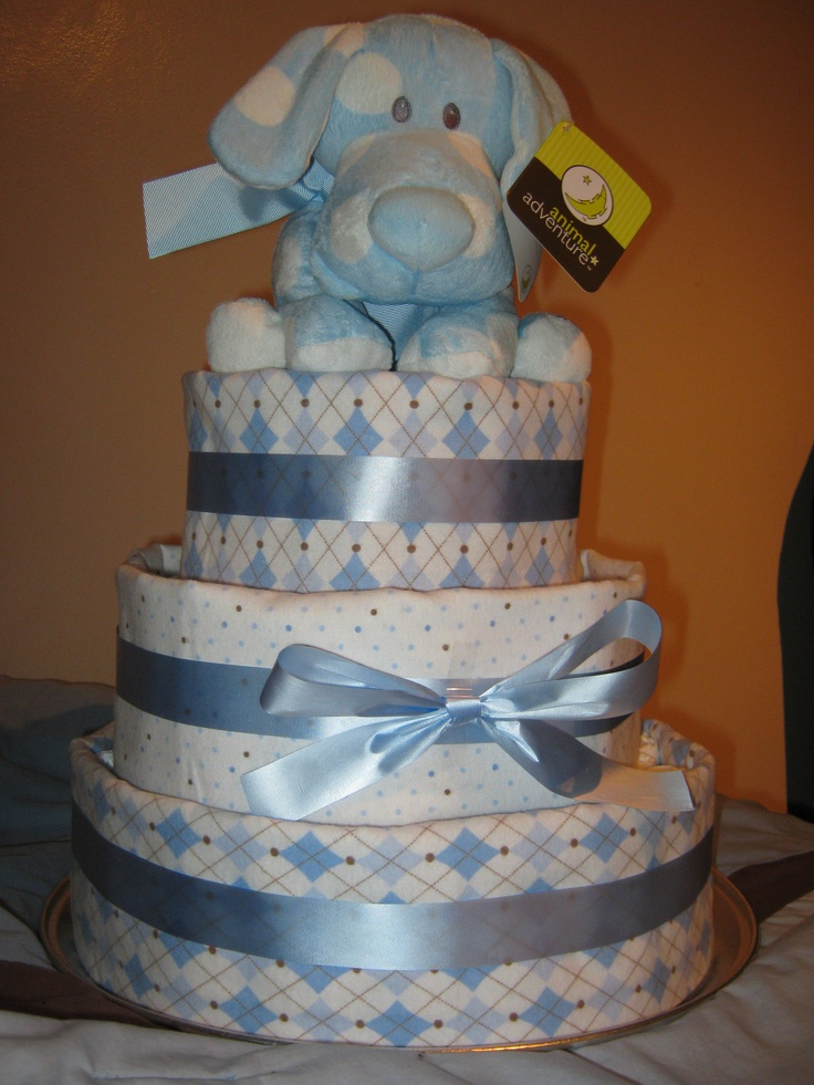 9 Photos of Pinterest Crafts Diaper Cakes