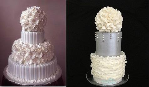 Pomander Cake Topper