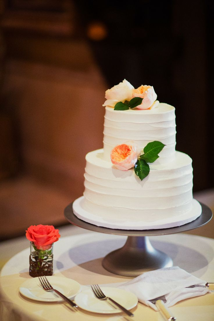 Small Two Layer Wedding Cakes