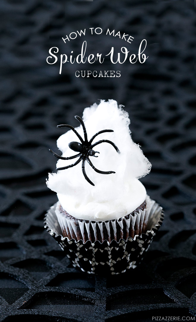 7 Photos of Spider Stand Cupcakes Halloween