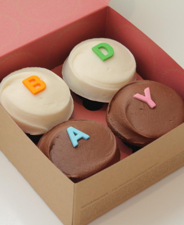 Sprinkles Cupcake Menu Flavors