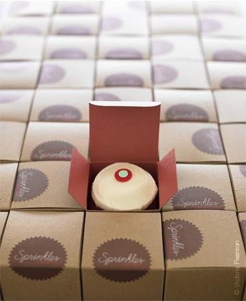 Sprinkles Cupcake Packaging