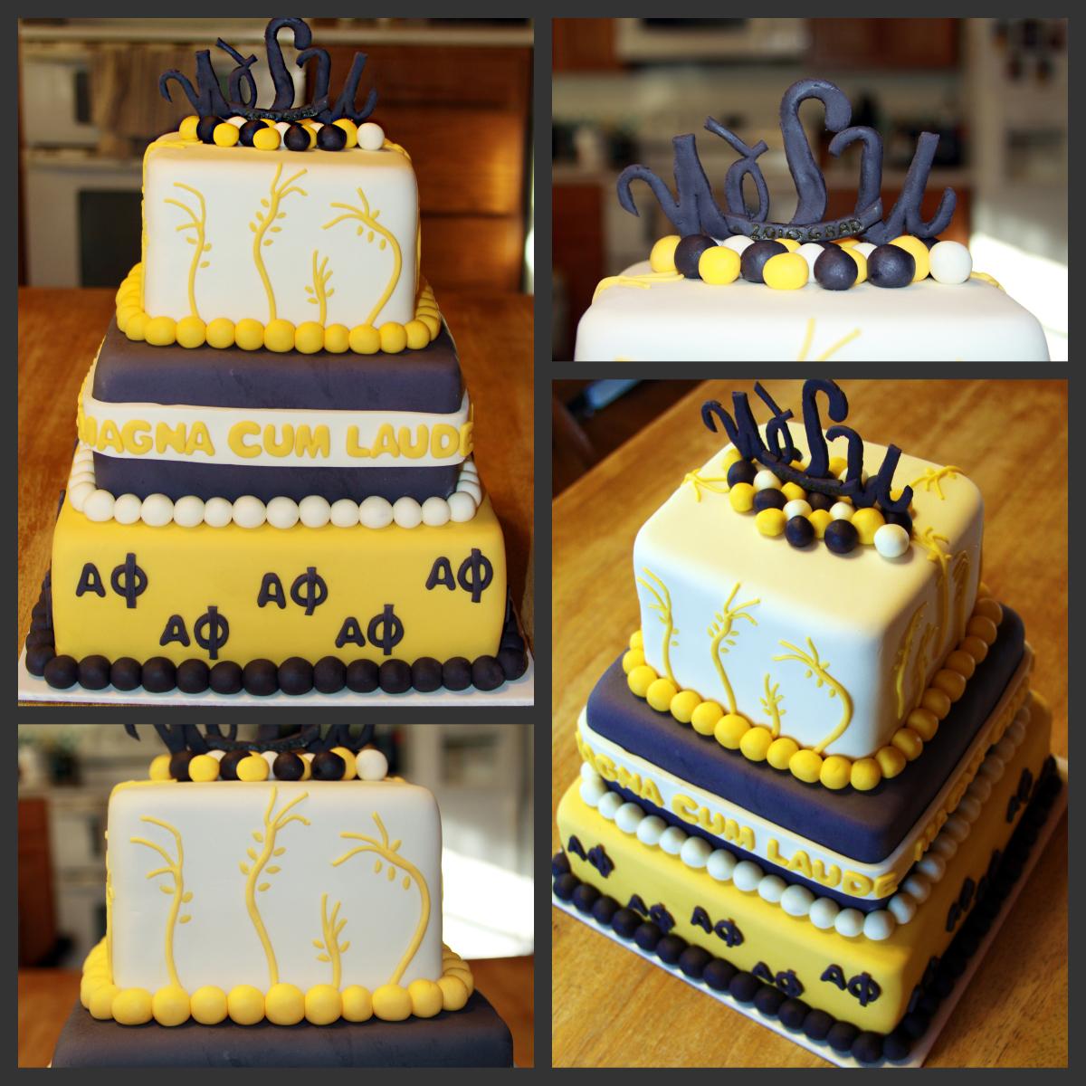 Wichita State University Cake