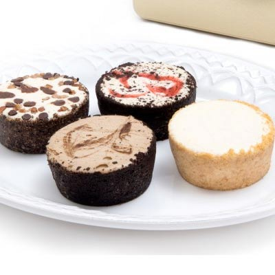 Assorted Mini Cheesecakes