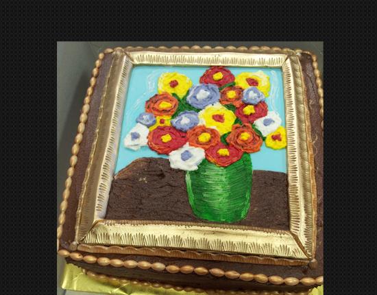 Atlanta Custom Birthday Cakes