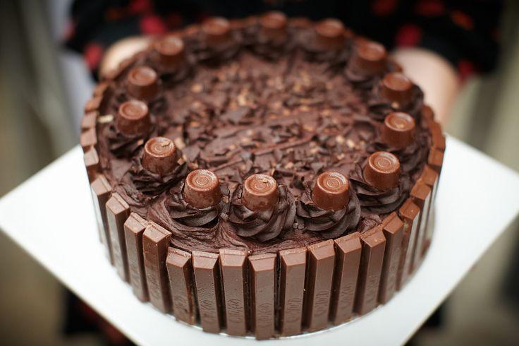 Best Chocolate Cake Recipe in the World