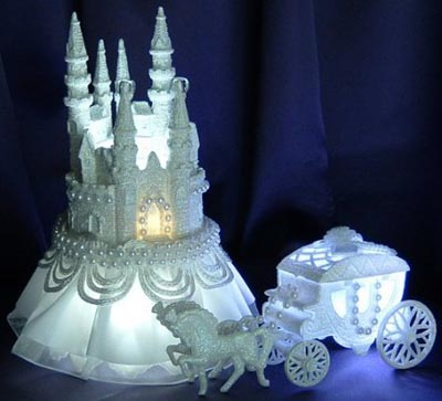 10 Photos of Castle Theme Cakes