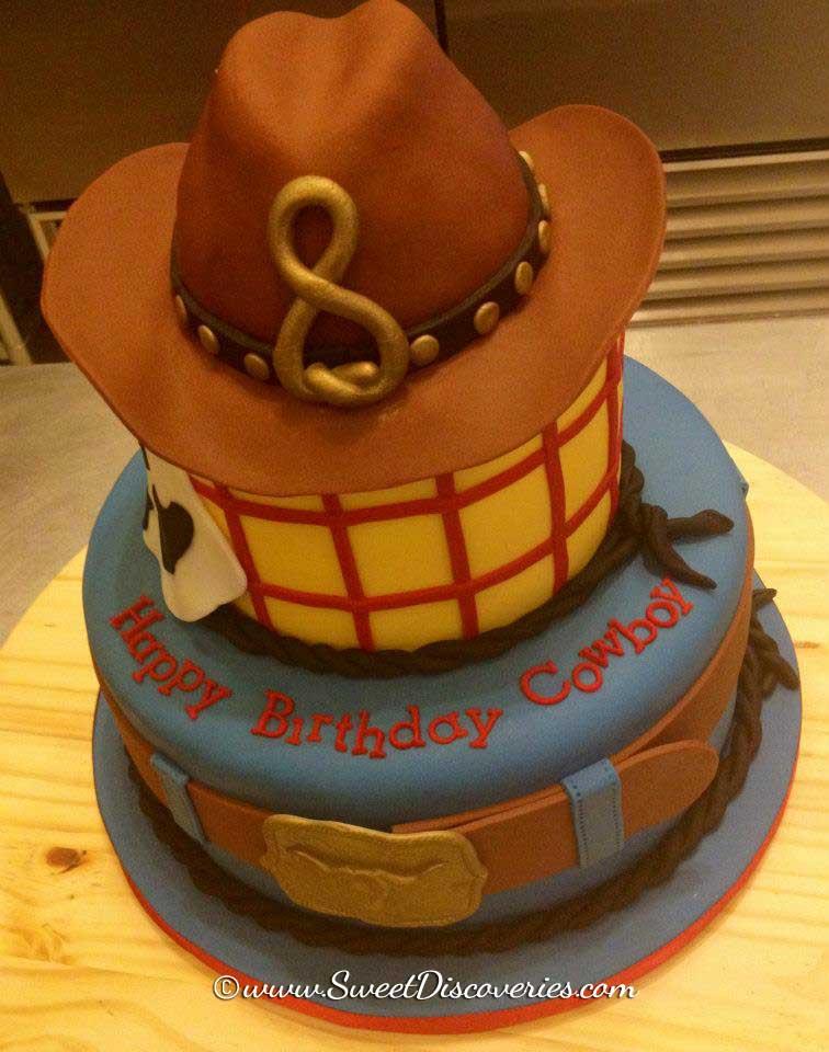 Cowboy Boots Wedding Cake