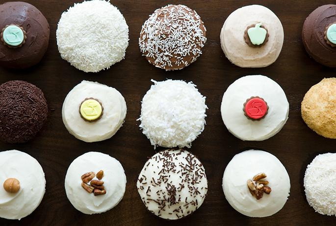 Crave Cupcakes Houston