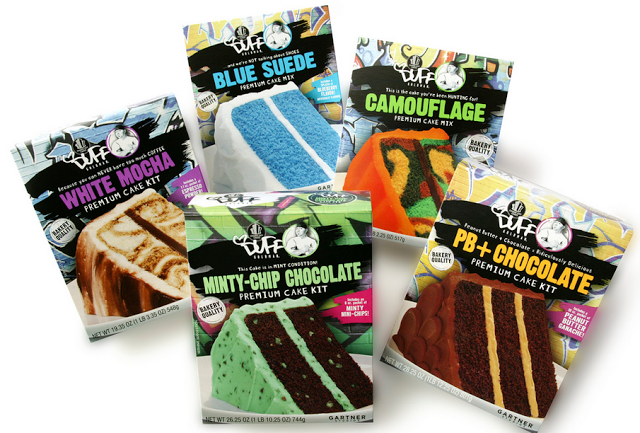 Duff Camouflage Cake Mix