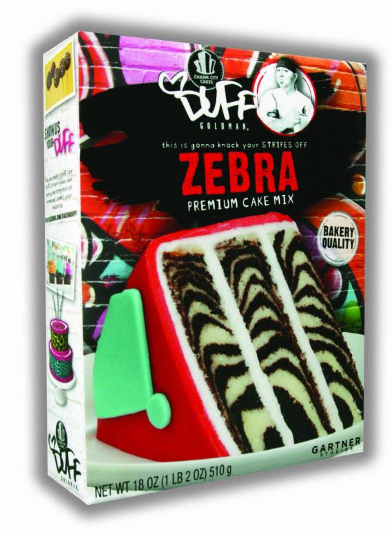Duff Goldman Cake Mix