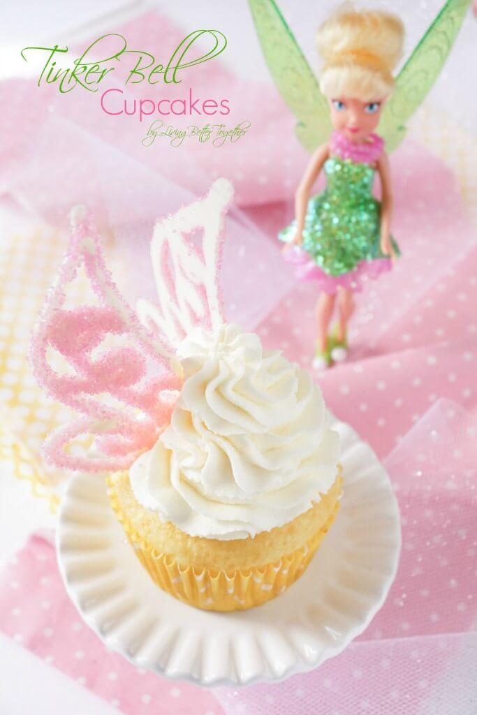 Fairy Lemon Cupcakes