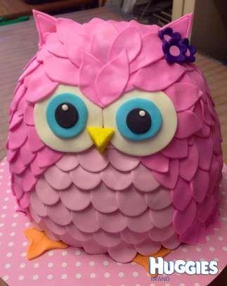 Girls Birthday Cake Ideas