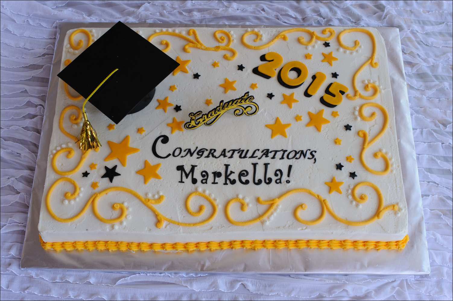 Graduation Sheet Cake Designs