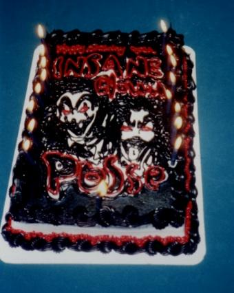 Hatchet Man Birthday Cakes