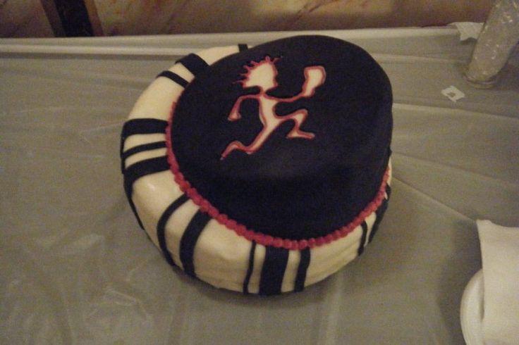 Hatchet Man Cake