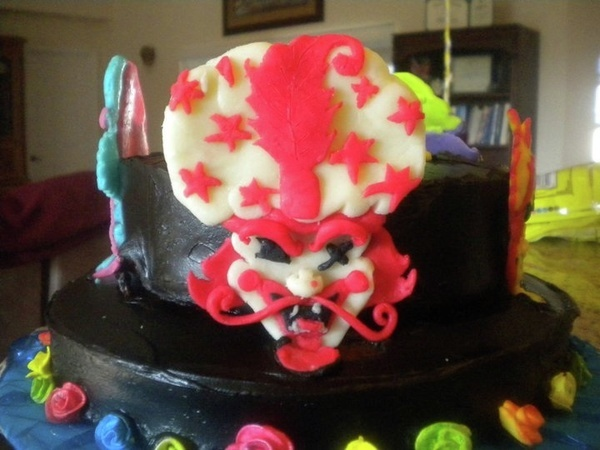 ICP Hatchet Man Cake