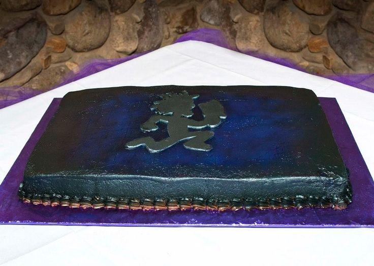 Juggalo Hatchet Man Cakes