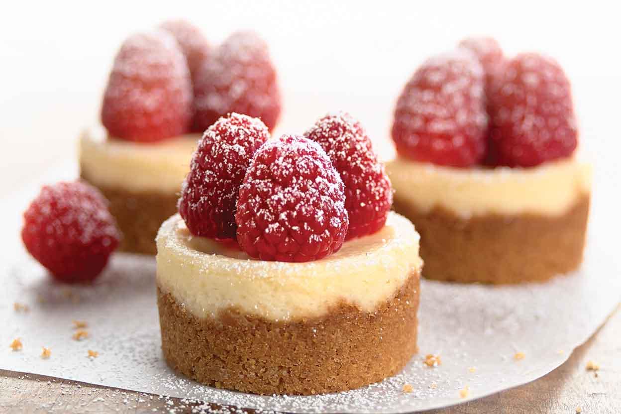 Mini Cheesecake Recipe