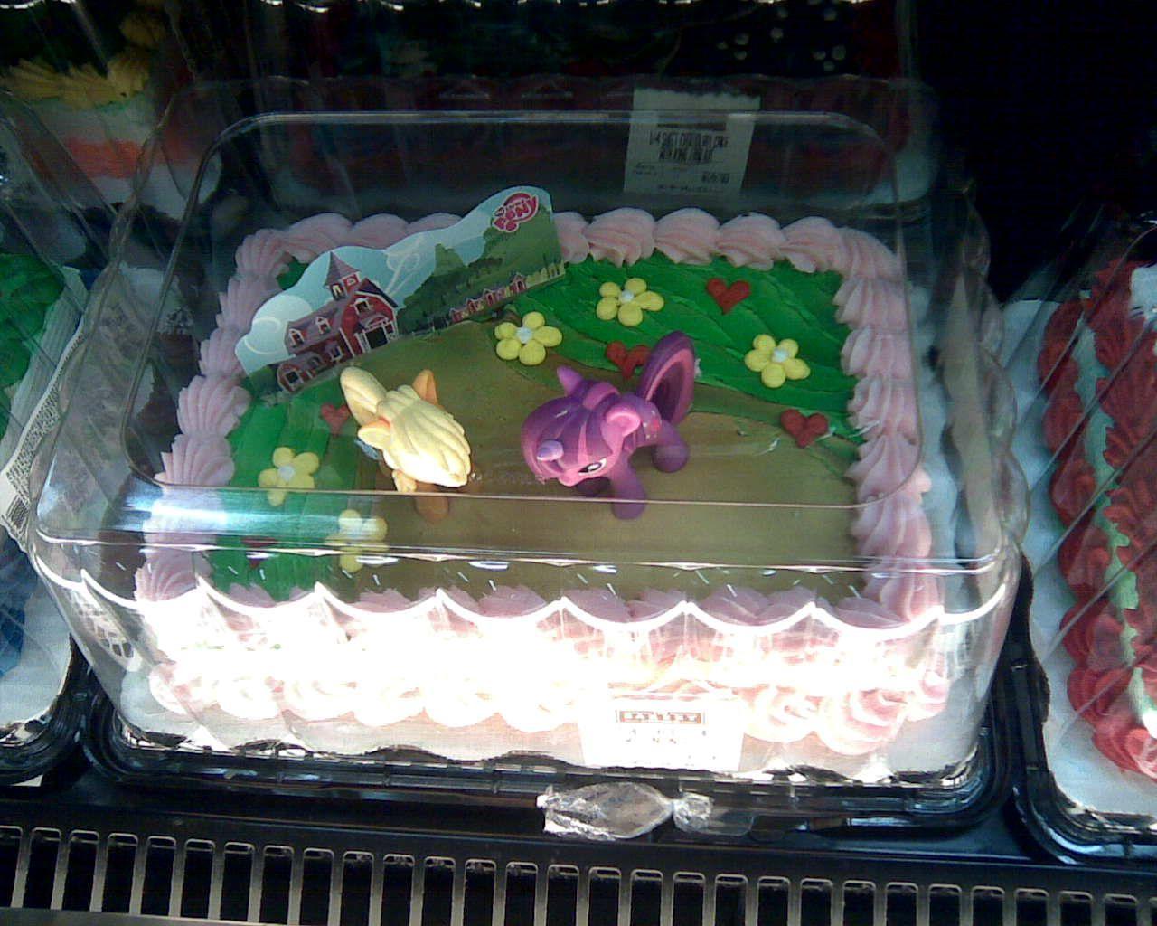 Groovy 6 Sams Club My Little Pony Cupcakes Photo My Little Pony Funny Birthday Cards Online Kookostrdamsfinfo