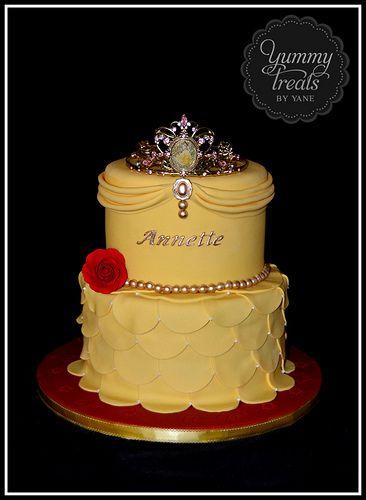 13 Photos of Disney Bella Cakes