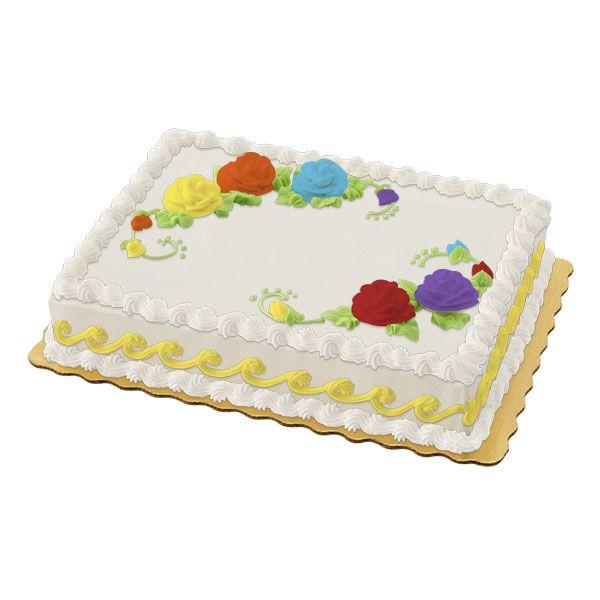 Publix Sheet Cakes