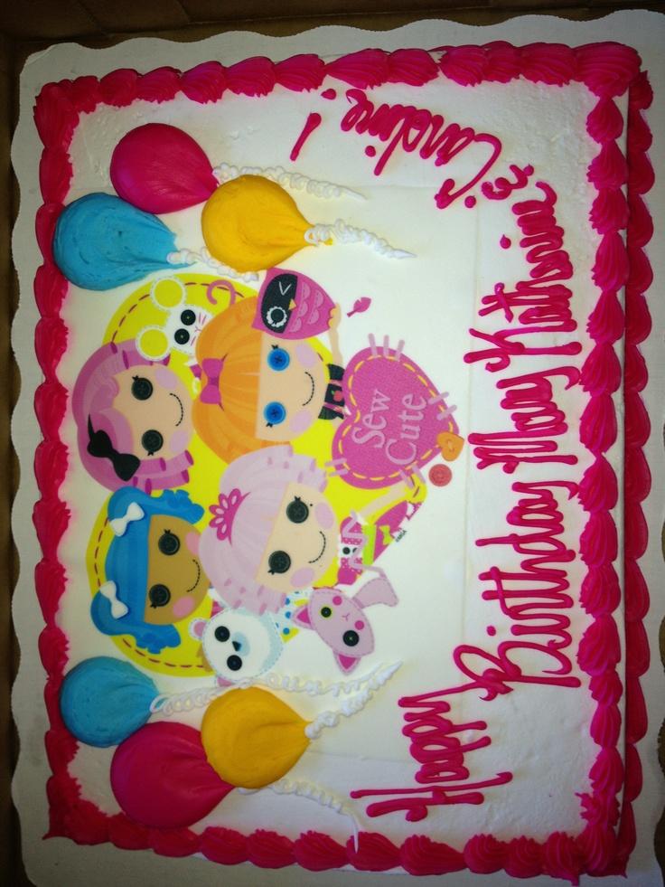 Sam's Club Birthday Cakes