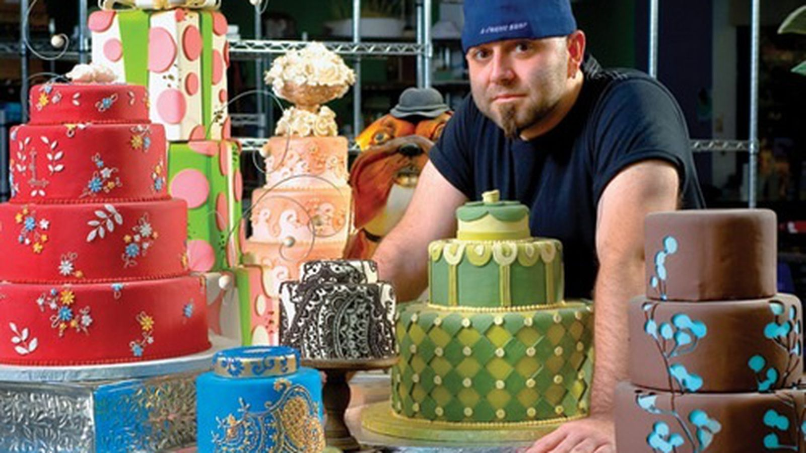 Toes Ace of Cakes Duff Goldman