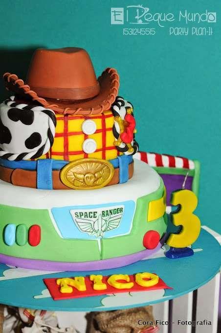 Toy Story Birthday Party