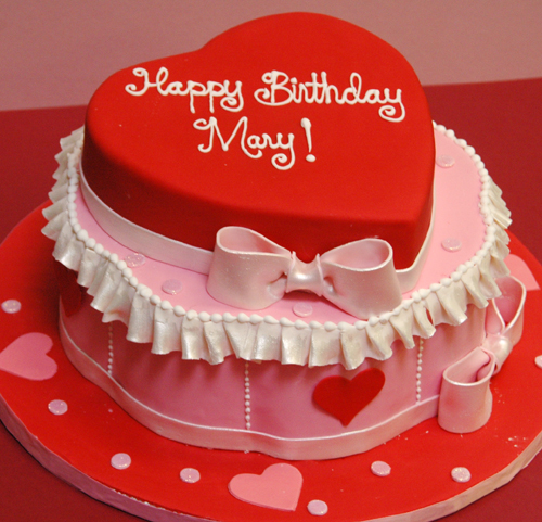 Valentine Birthday Cake Ideas