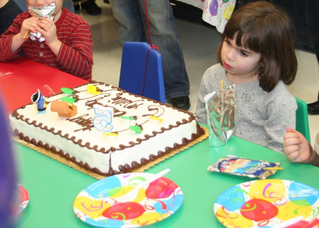 Wegmans Birthday Cakes