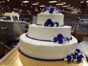 Wegmans Wedding Cakes