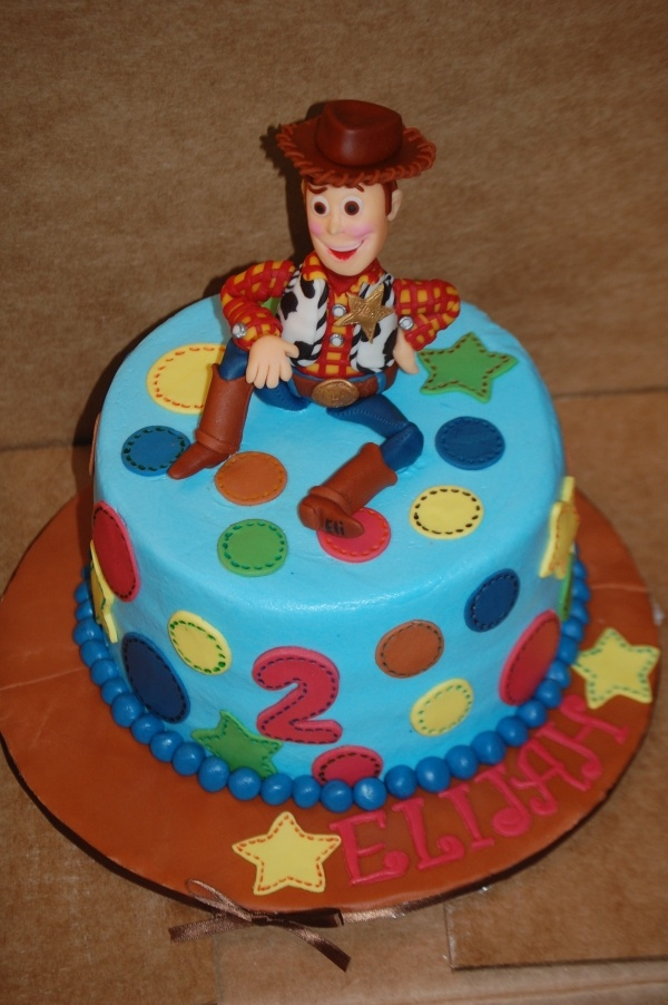 Woody Toy Story Cake Ideas