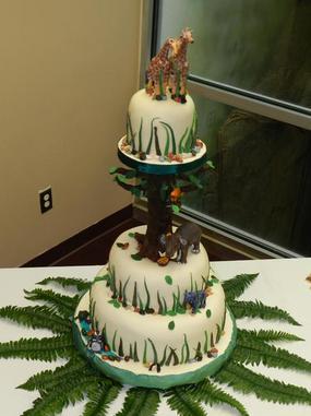 Barbara's Champagne Cake Des Moines Iowa