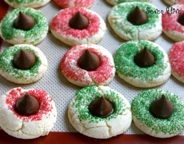 Best Christmas Cookie Recipes Cake Mix