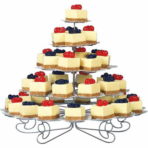 Cheesecake Wedding Cake Ideas