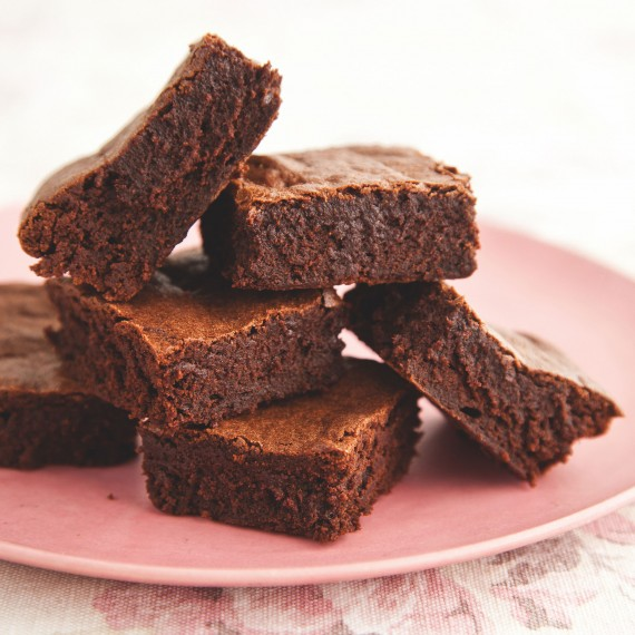 12 Photos of Brownies Candy Cakes
