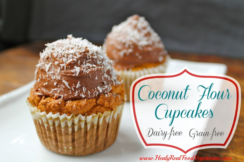 8 Photos of Made With Coconut Flour Cupcakes