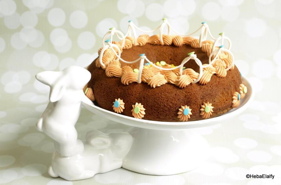 Easter Bundt Cake