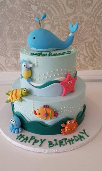 8 Photos of Fab Birthday Cakes