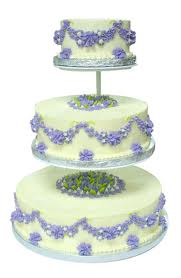 Giant Eagle Bakery Wedding Cakes