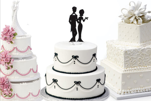 Giant Food Bakery Wedding Cakes